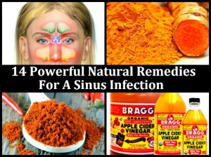 14 Powerful Natural Remedies for a Sinus Infection