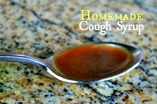 Grandma's Homemade Cough Syrup