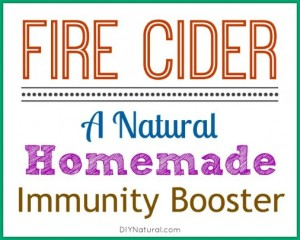 Homemade Fire Cider –a Natural Immunity Booster