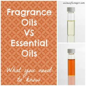 The Difference Between Fragrance Oils and Essential Oils
