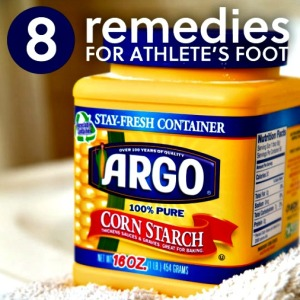 8 remedies for athletes foot