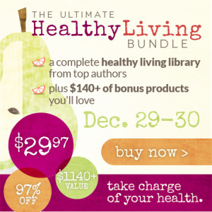 The Ultimate Healthy Living Bundle – Amazing Value
