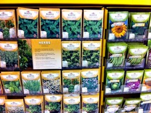 FREE Seed Catalog List for 2015
