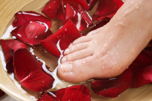 Soak Away Your Stress with an Herbal Foot Bath