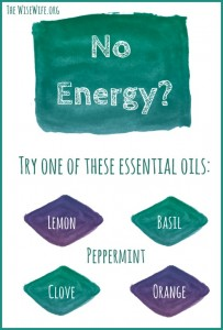 Energizing Essential Oils and Wellness