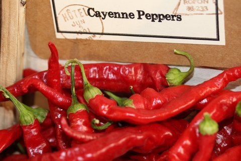 Kitchen Remedies: Cayenne Pepper
