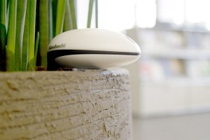 Wi-Fi Plant Sensor Sends Updates to Your Phone