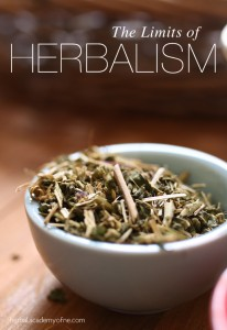 The Limits of Herbalism – Herbal Academy of NE