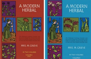 3 Old-Timey Herb Books You Can Read Online