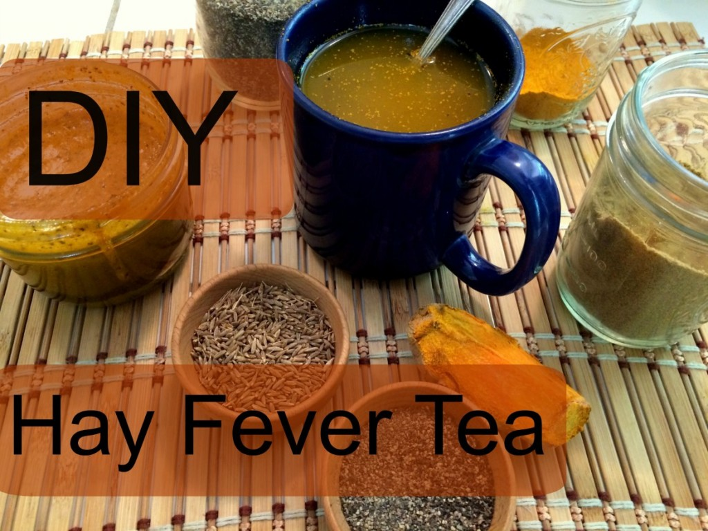 DIY Hay Fever Remedy