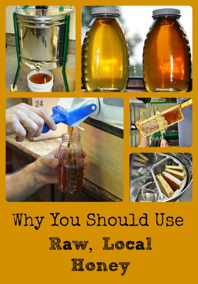 Why You Should Use Raw, Local Honey