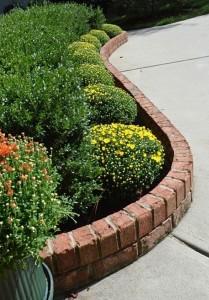 25 Garden Bed Borders for Vegetable and Flower Gardens