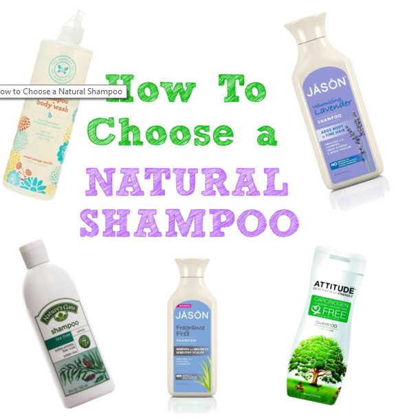 How to Choose a Natural Shampoo