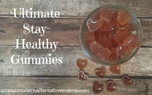 Homemade Stay Healthy Gummies