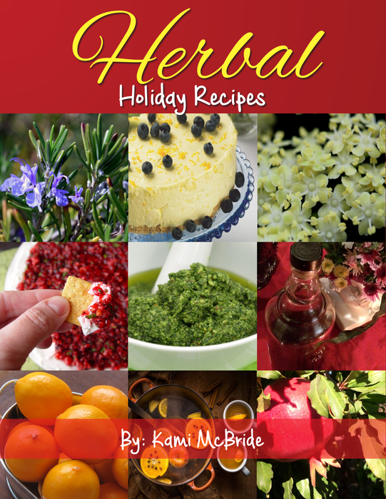 Herbal Holiday Recipes