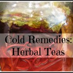 Herbal Tea Cold Remedies
