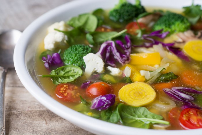 Slimming Detox Soup
