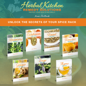 I Love This! Herbal Kitchen Remedy Solutions Online Course