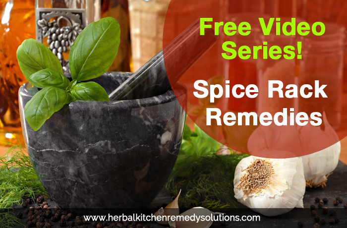 Spice Rack Secrets