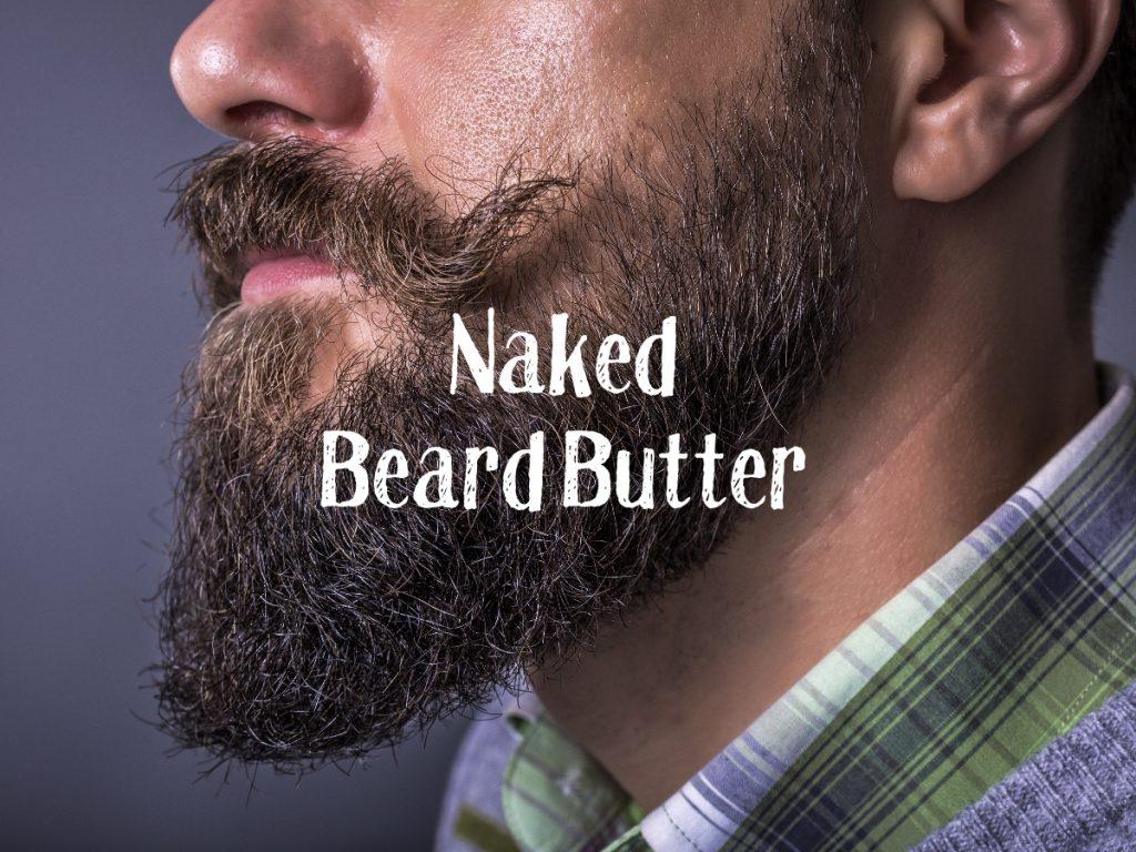 Naked Beard Butter