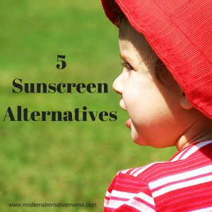 5 Sunscreen Alternatives for Your Kids