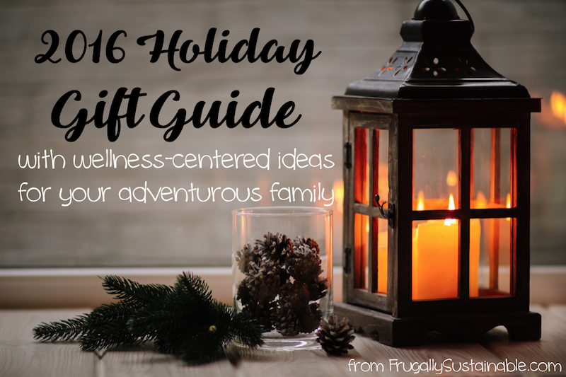 Healthy and Sustainable Gift Guide on a Budget