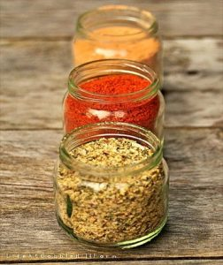 DIY Making Your Own Spice Mixtures